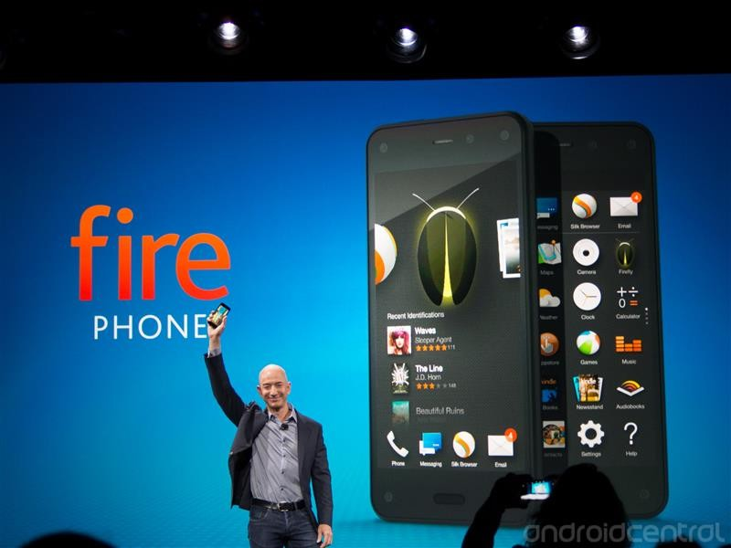 Amazons Fire Phone