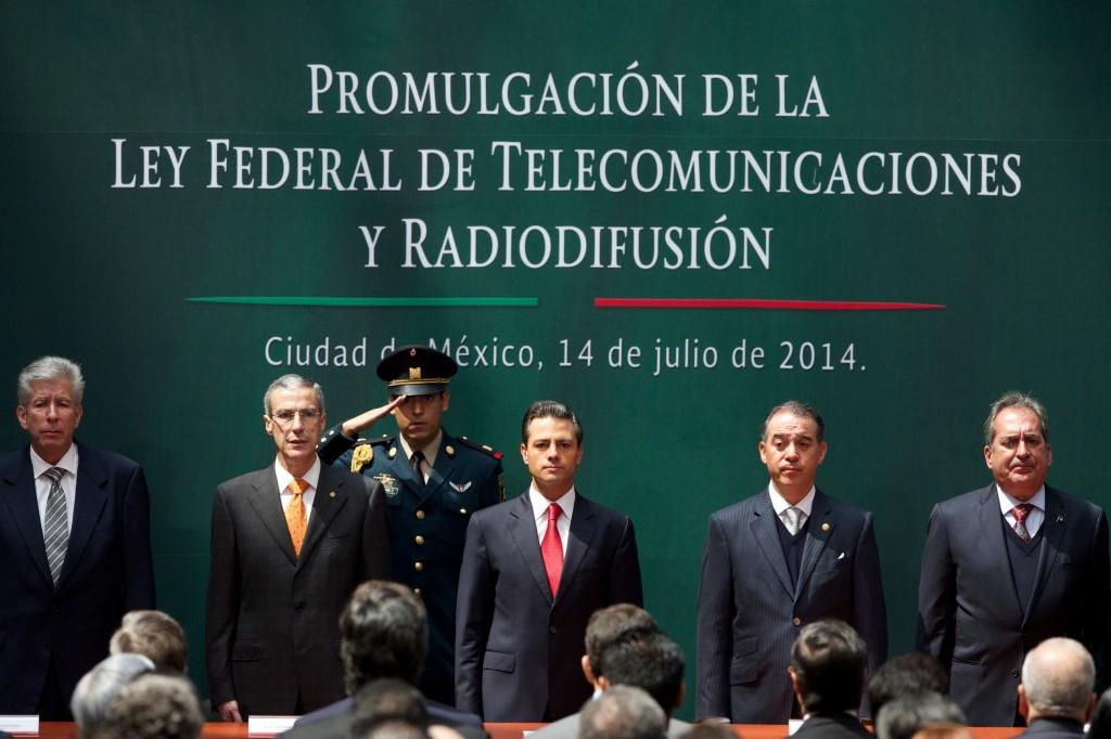 Telecom México