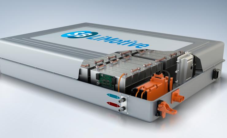 Baterías de Electrolito Solido